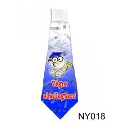 Vicces nyakkendő Ballagásra