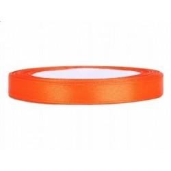 Narancssárga Szatén Szalag (6 mm x 25 m)
