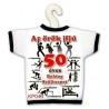 Az örök ifjú 50 - Születésnapi Számosüvegpóló