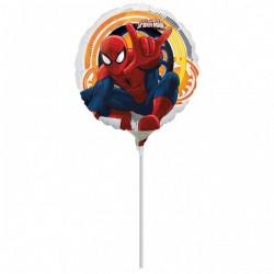9 inch-es Spiderman Ultimate - Pókember Fólia Lufi