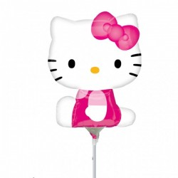 Hello Kitty Mini Shape Fólia Lufi