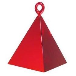 Piros (Red) Piramis Léggömbsúly - 110 gramm