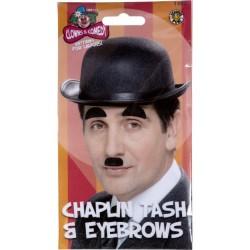 Chaplin Szemöldök és Bajusz