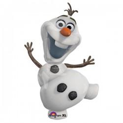 Frozen Olaf - Jégvarázs Fólia Lufi