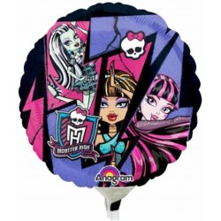 9 inch-es Monster High Fólia Lufi