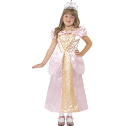 Csipkerózsika Hercegnő Jelmez M-es (7-9 év)