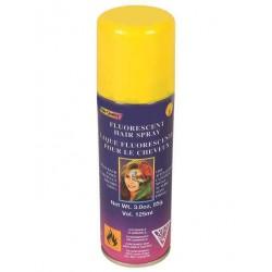 Sárga hajszínező spray