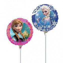 Jégvarázs - Frozen - Fólia Lufi 23 cm-es