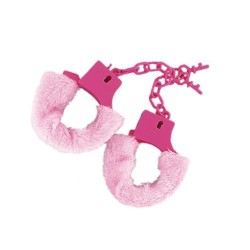Rózsaszín Plüss Bilincs