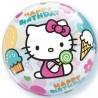 Disney Hello Kitty Szülinapi Bubbles Lufi 56 cm-es