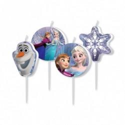 Frozen - Jégvarázs  gyertya szett