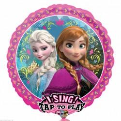 Frozen - Jégvarázs éneklő szülinapi lufi