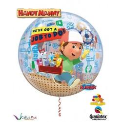 22 inch-es Disney Bubbles Handy Manny Héliumos Lufi