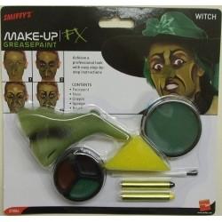 Boszorkány Make-Up Szett