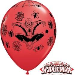 Pókember - Marvel Gumi Lufi (6 db/csomag)