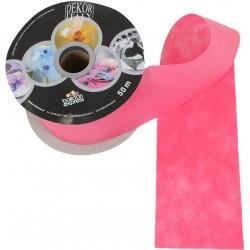 Pink Dekorációs Szalag, 3,2 cm X 1 méter