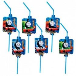 Thomas és Barátai - Thomas and Friends - Parti Szívószál
