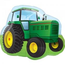 34 inch-es Traktoros - Farm Tractor Fólia Lufi