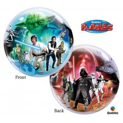 Disney Star Wars Bubbles Lufi 56 cm-es