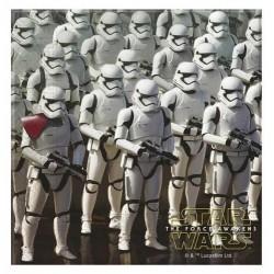 Star Wars - Az Ébredő Erő Parti Szalvéta -  20 db-os