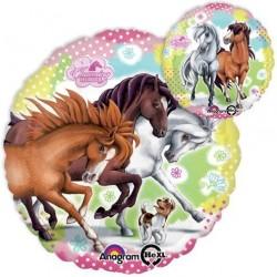 18 inch-es Charming Horses - Lovas Fólia Lufi