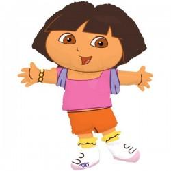 Dóra, a Felfedező - Dora, The Explorer Mini Shape Fólia Lufi