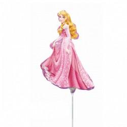 Csipkerózsika - Disney Sleeping Beauty - Mini Shape Fólia Lufi