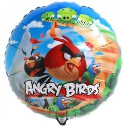 9 inch-es Angry Birds Fólia Lufi