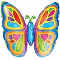 Pillangó - Bright Butterfly Mini Shape Fólia Lufi