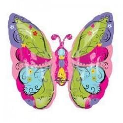 Pillangó - Whimsical Garden Butterfly Mini Shape Fólia Lufi