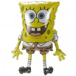 Spongyabob Kockanadrág - SpongeBob SquarePants - Super Shape Fólia Lufi
