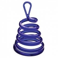 Kék (Blue) Spirális Sétáló Léggömbsúly - 30 gramm