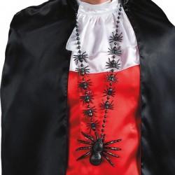 Pókos Nyaklánc Halloween-ra