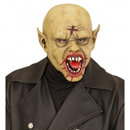 Vámpír - zombi maszk
