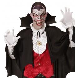 Vámpír maszk Halloweenre