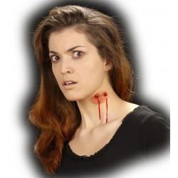 Vámpír harapás mű sebesülés