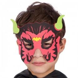 Ördög Maszk Gyerekeknek Halloween-ra