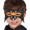 Pók Mintás Maszk Gyerekeknek Halloween-ra