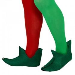 Zöld Manó Cipő - Manó Jelmezkiegészítő