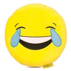 Emoji Párna - Sírva nevető smile párna