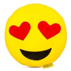 Emoji Párna - Szerelmes smile párna