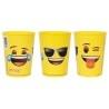 Emoji Műanyag Pohár