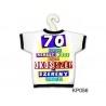 70 évembe került? - Születésnapi Számos üvegpóló