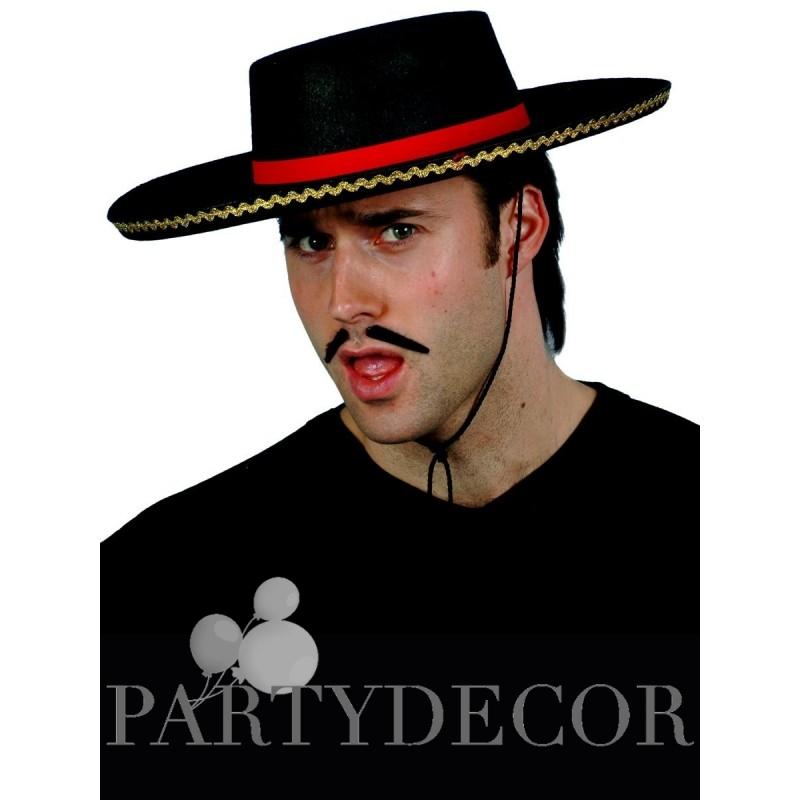 Fekete spanyol kalap 1a00e74046