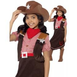 Cowgirl jelmez