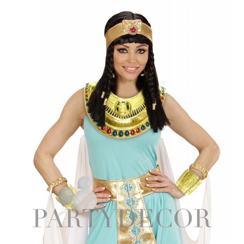 fcee1d999e Egyiptomi nyakék és karkötő szett 3 db-os