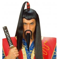 Kínai jelmezhez szakáll és bajusz