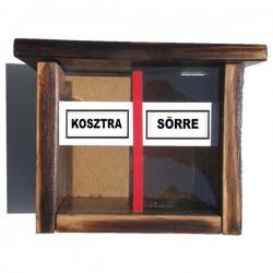 Tréfás Persely - Kosztra / Sörre