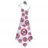 Óriás születésnapi sebességkorlátozó nyakkendő 30. születésnapra