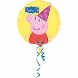 Peppa Malac Héliumos Fólia Lufi - Peppa Pig